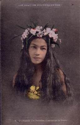 109 best Polynesian women images on Pinterest  109 best Polyne...