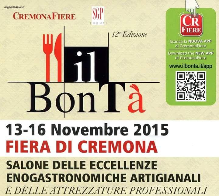 il BonTà dal 13 al 16 Novembre Cremona