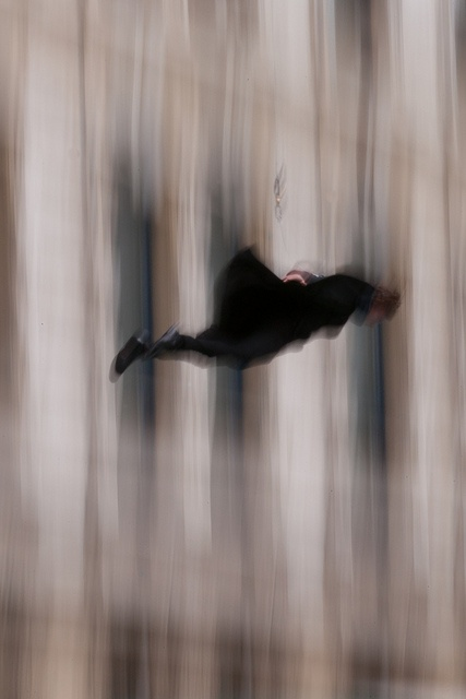 """The Reichenbach Fall"" by Mark Carline, via Flickr - shot taken during filming of The Fall"