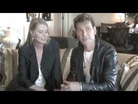 60 best my favourite actor patrick swayze images on pinterest at the 2003 houston worldfest patrick swayze and lisa niemi discuss the creation of their movie one last dance fandeluxe Document