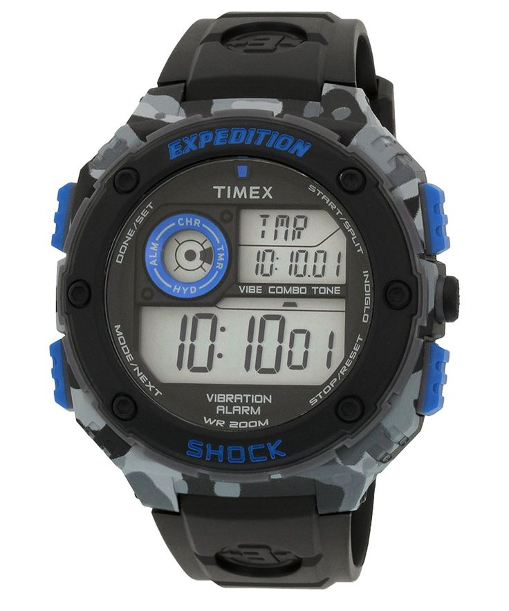 Timex Expedition Digital Grey Dial Men's Watch - TW4B003006S * You can get more details by clicking on the image.