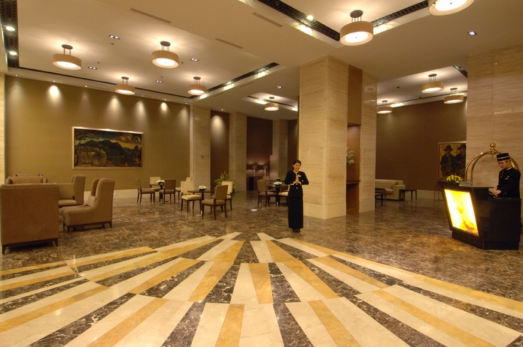 Ground Floor Lower Lobby