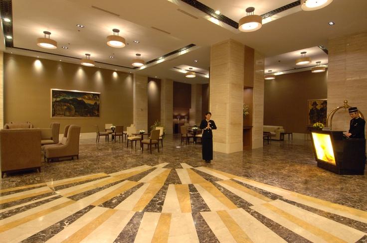 Ground Floor Lower Lobby