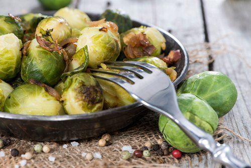 Glazed, spiced or slow-cooked in real Vermont maple syrup, brussels sprouts make a great addition to any winter meal.