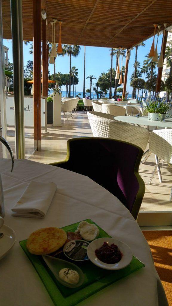 Notre week-end au Grand Hôtel de Cannes...