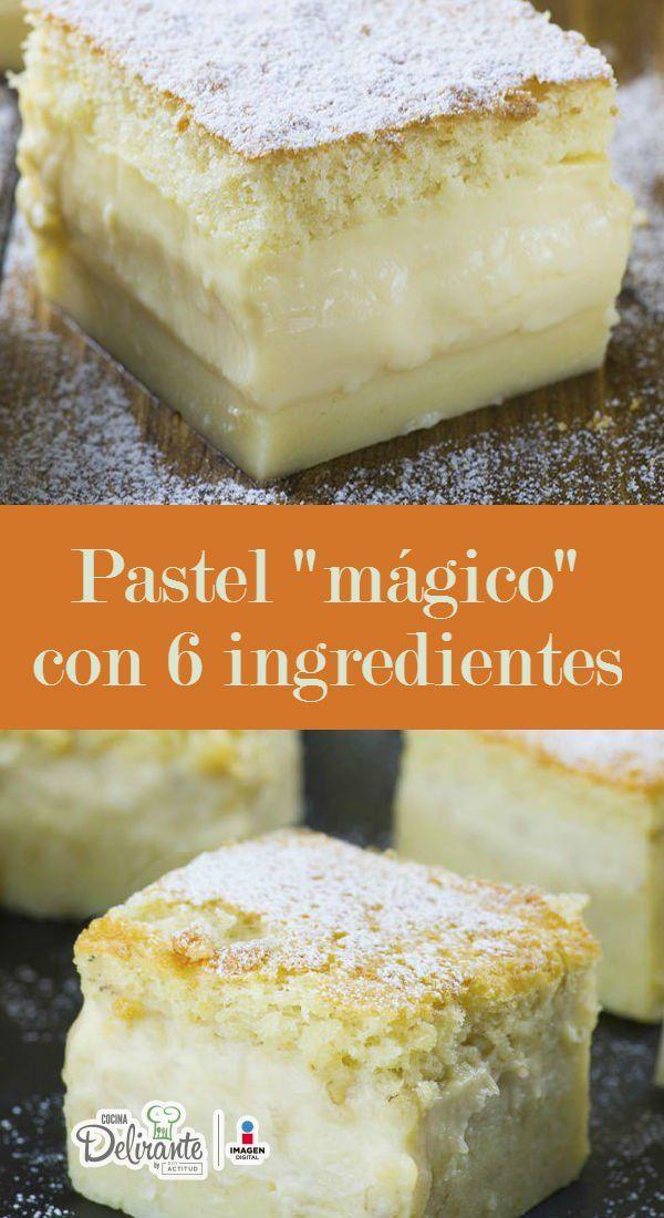 como hacer pastel de pan y flan | CocinaDelirante
