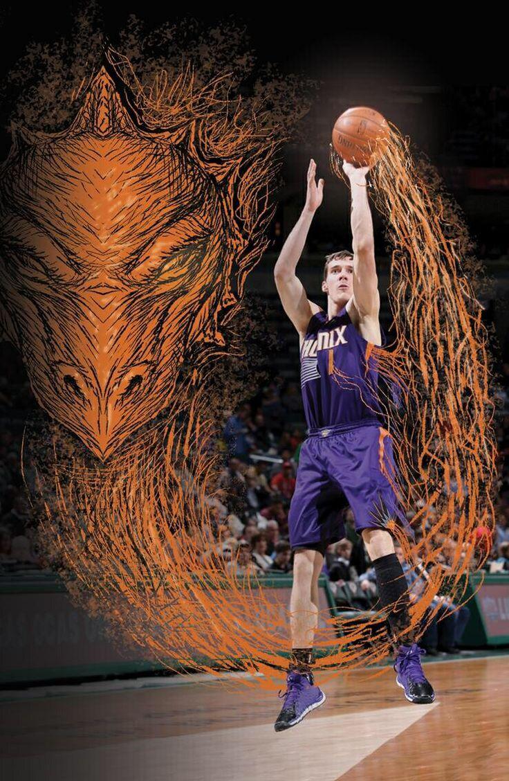 Goran Dragic Wallpaper Dragon