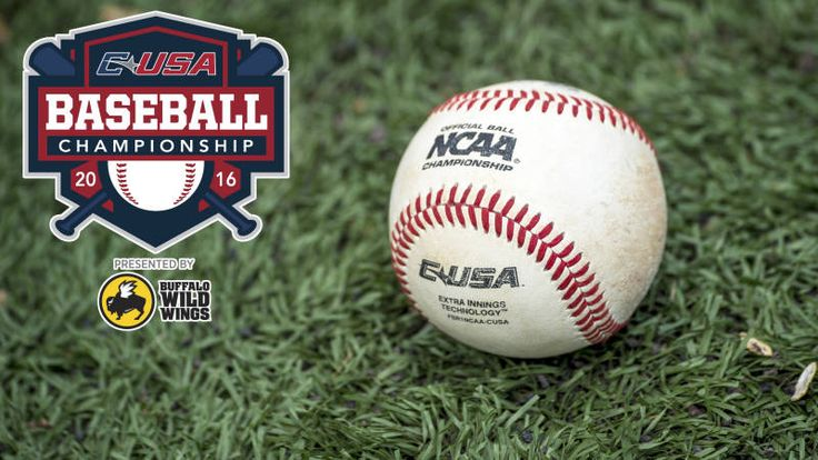 ODU Baseball Set to Begin Conference USA Championship Play ...