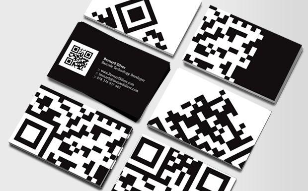 81 best 80 stunning qr code business cards images on pinterest want to learn how to create amazing business cards download for free the complete qr code colourmoves