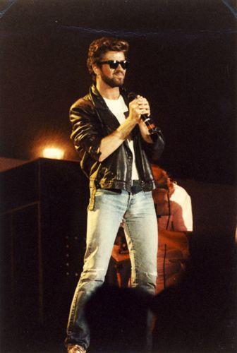George Michael Live Aid 1985
