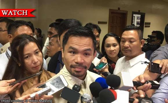 Good job! President Rodrigo Duterte's promises fulfilled - Senator Manny Pacquiao