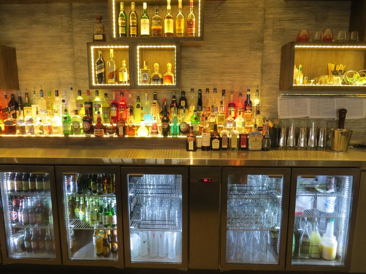 The Ashby Bar & Bistro Custom Made Bar by Practical Products Perth WA