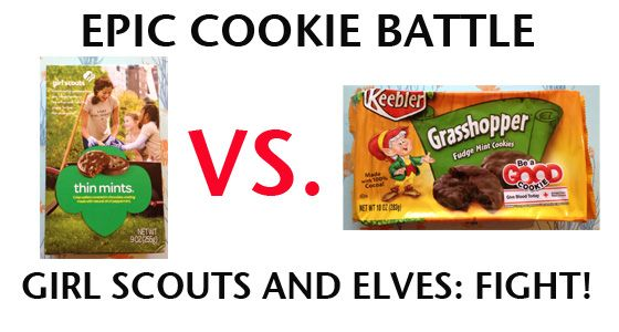 thin mints vs grasshoppers - Support the troop directly, they get more money that way than the $0.60/$4 box!