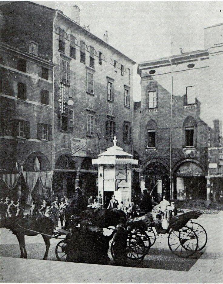 L'Edicola di Sicola in Piazza Andrea Mantegna !