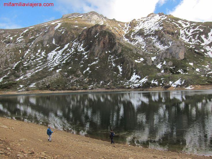 Para muchos el más bello de los lagos asturianos