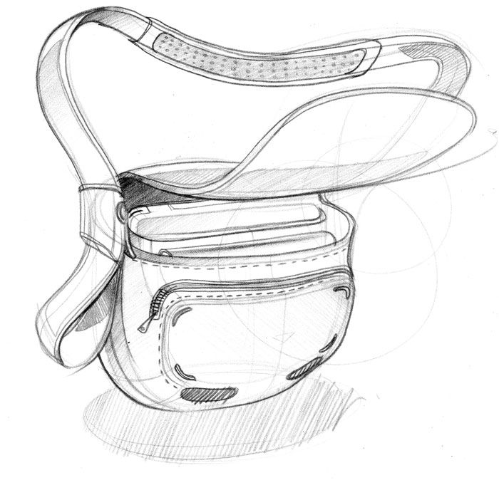 Sketch-A-Day: Daily Sketches from Industrial Designer, Spencer Nugent - Page 374