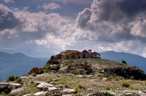 monasteri of voulkano