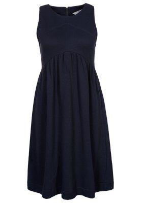 RONJA - Vestito di maglina - blu
