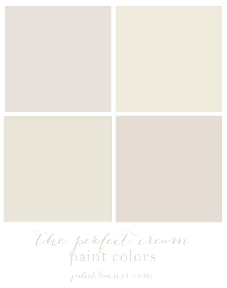 25 best ideas about cream paint colors on pinterest - Shades of cream color paint ...