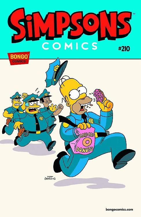 25 best ideas about simpsons donut on pinterest donut background homer donuts and simpsons - Police simpsons ...