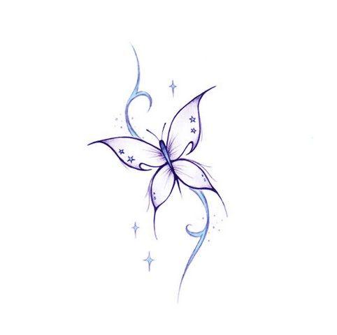 Best 25+ Small butterfly tattoo ideas on Pinterest | Butterfly ...