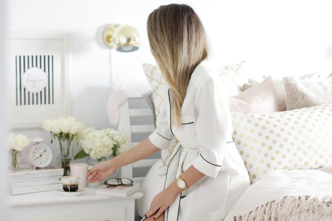 BEDSIDE STYLING: AM - STEPHANIE STERJOVSKI