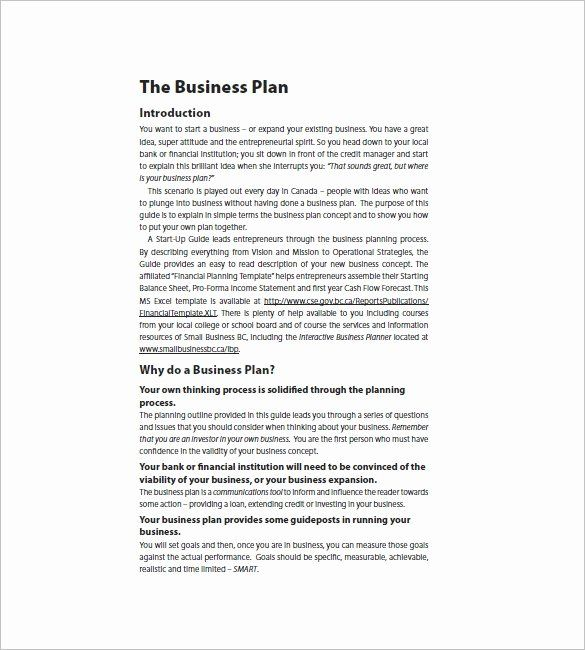 Startup Business Plan Template Pdf Unique Startup Business Plan Template 17 F Business Plan Template Pdf Startup Business Plan Startup Business Plan Template
