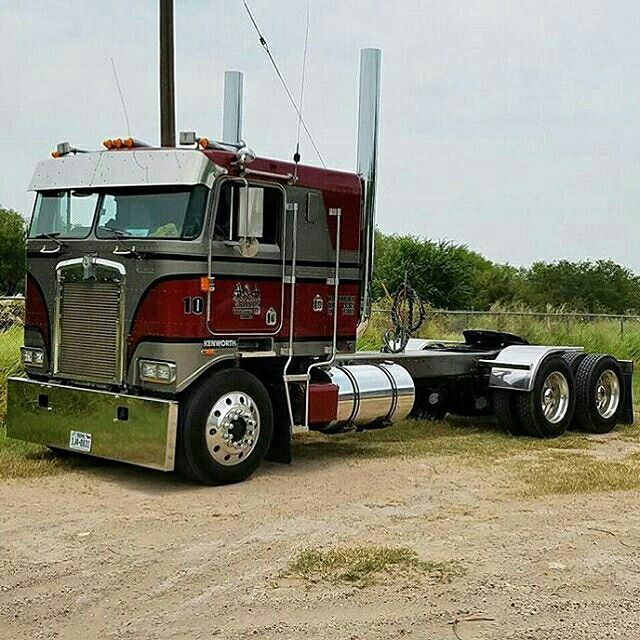 17 Best Images About Kenworth Cabover On Pinterest
