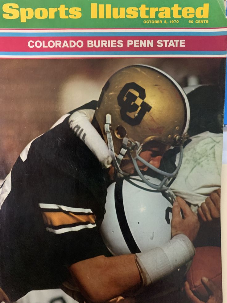 Pin by rfs on my Boulder in 2020 Sports illustrated