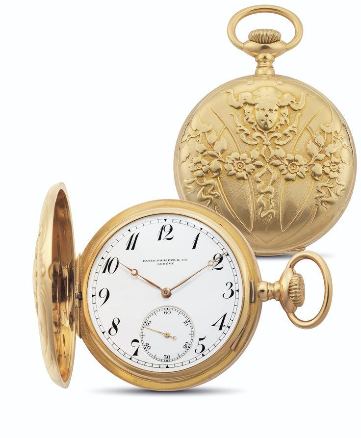 růžová zlatá lov cased klíč | manuální navíjení | Sotheby hk0532lot7nk8fen