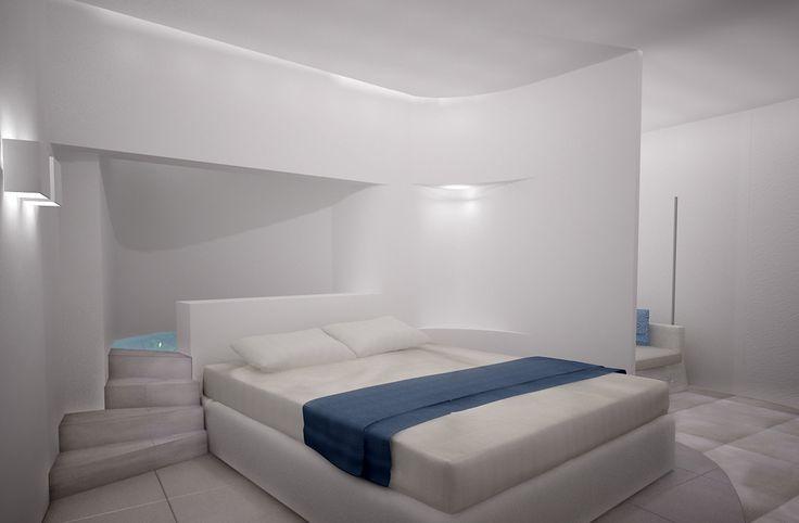Photo of one upcoming Honeymoon Suite.