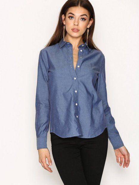 O2. TP Colorful Oxford Shirt