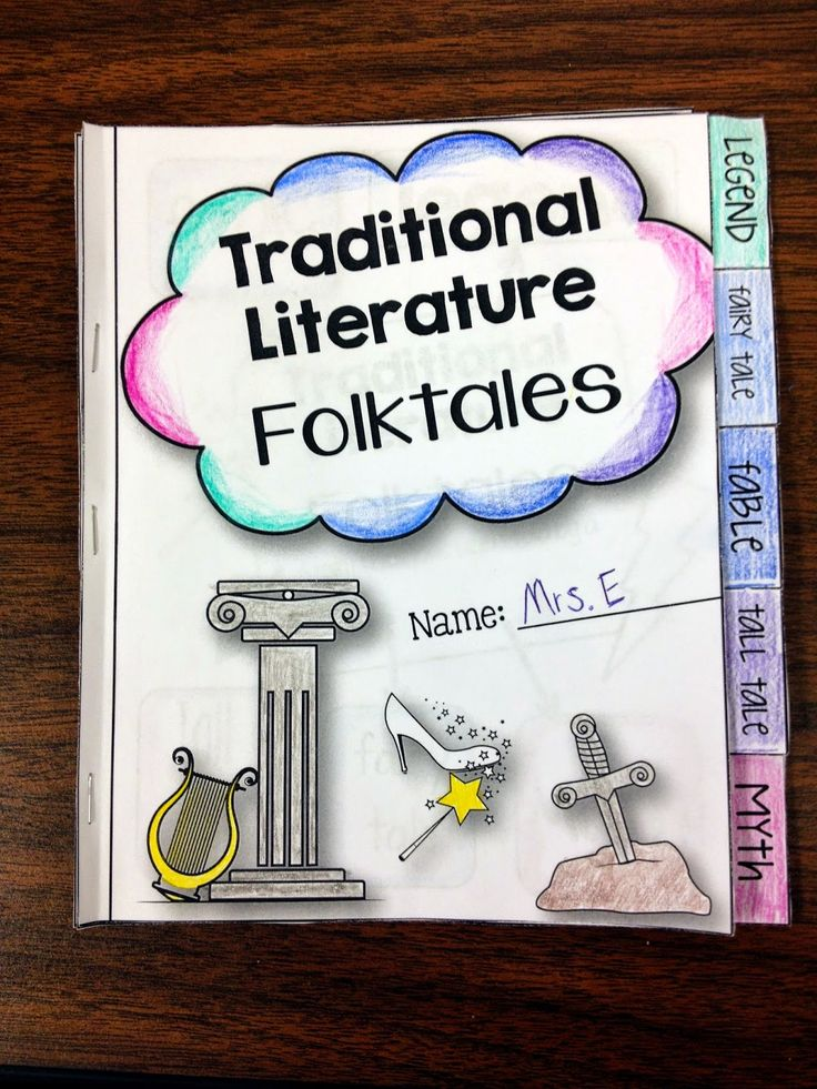 Our next genre is Traditional Literature. We just finished studying theme in various stories and literature circle groups now are moving in...