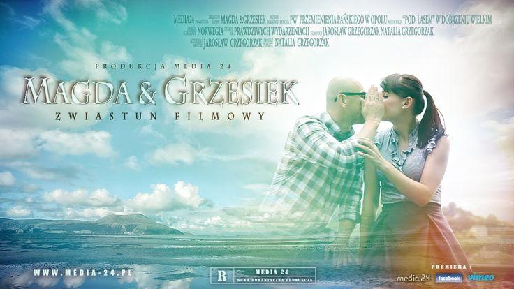 Teledysk ślubny Magdalena & Grzesiek www.media-24.pl #ślub #wedding #wesele #film #ślubny #teledysk #fiordy #Norwegia