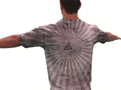 Flying Armlock T-shirt by Gracie Academy | Budovideos Inc