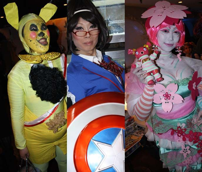 These are the main gay clubs in Tokyo