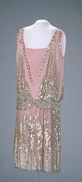 Evening dress, c. 1925, Canadian Museum of Civilization. @Deidra Brocké Wallace