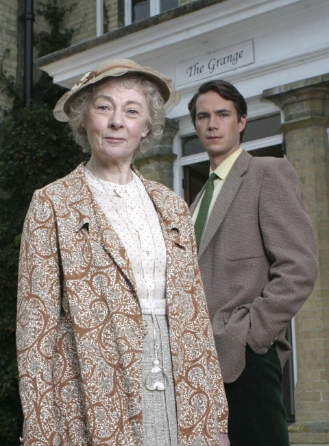 Miss Marple: The Moving Finger intriguing/sweet episode