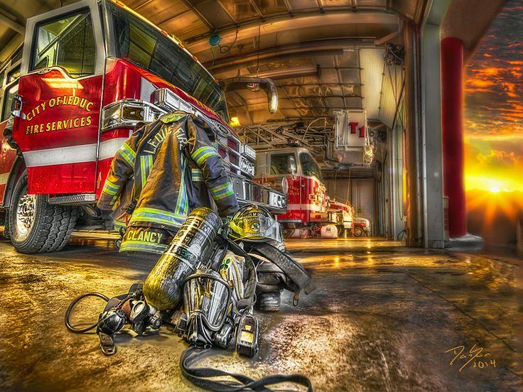 Leduc Fire Department - dansunphotos
