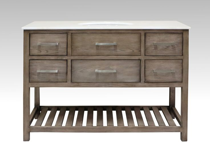 Brilliant  Providence 72quot Double Bathroom Vanity In Driftwood  2381055711XXX