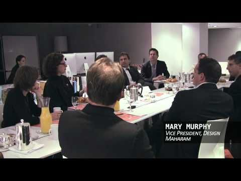 Video Mary Murphy of @maharam on Charles Eames' design constraints