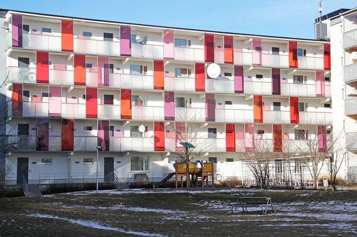 Kvarteret Molde i Husby, Svenska Bostäder