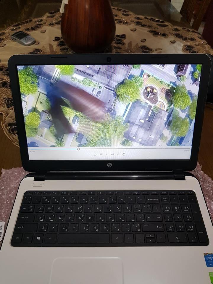 Hp 15 15 6 Inch Laptop Core I3 4005u 4gb 500gb Nvidia Geforce Gt 820m 2gb Ddr3 Graphics التيسير لخدمات اللابتوب المستعمل Optical Drives Card Reader Nvidia