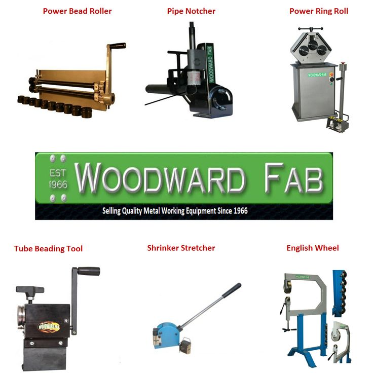High quality & skilled Metal Fabrication tools by Woodward fab.