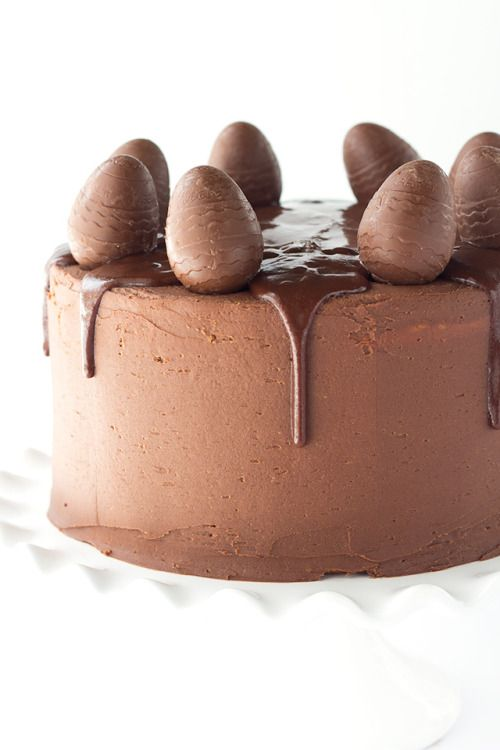 Peanut Butter Cake with Chocolate...