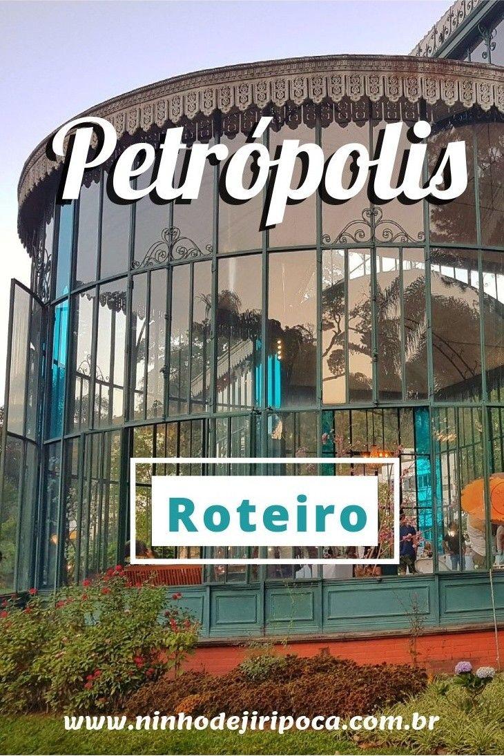 Roteiro de 1 dia em Petrópolis, RJ, com crianças: Catedral São Pedro de Alcântara, Museu Imperial, Museu Casa Santos Dumont, Palácio de Cristal e Cervejaria Bohemia