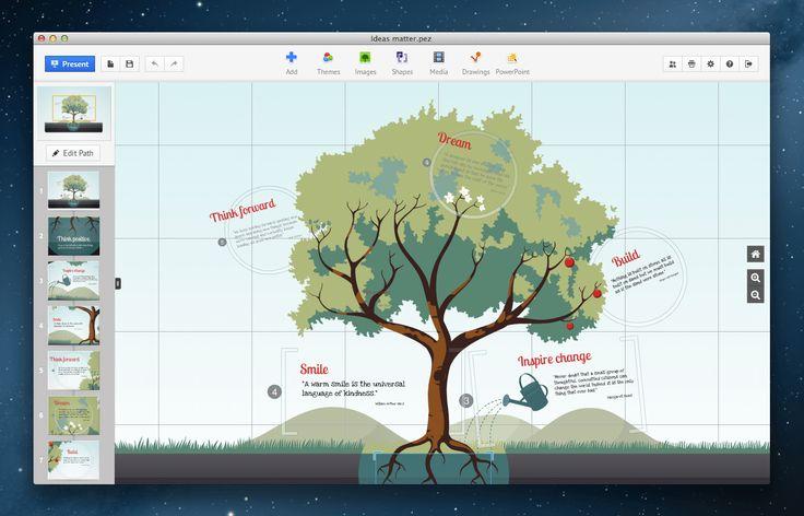 Arrase em suas próximas apresentações! Emaze Emaze é um serviço online com o qual você pode criar apresentações de slides, ao melhor estilo PowerPoint, repleto de recursos para prender a atenção da…