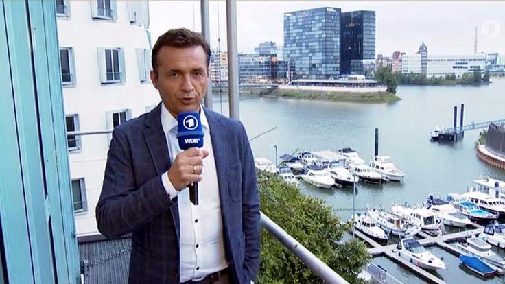 "Wegen Feuer im Kölner Studio - ARD-""Morgenmagazin"" sendet aus Düsseldorfer Keller - TV - Bild.de"