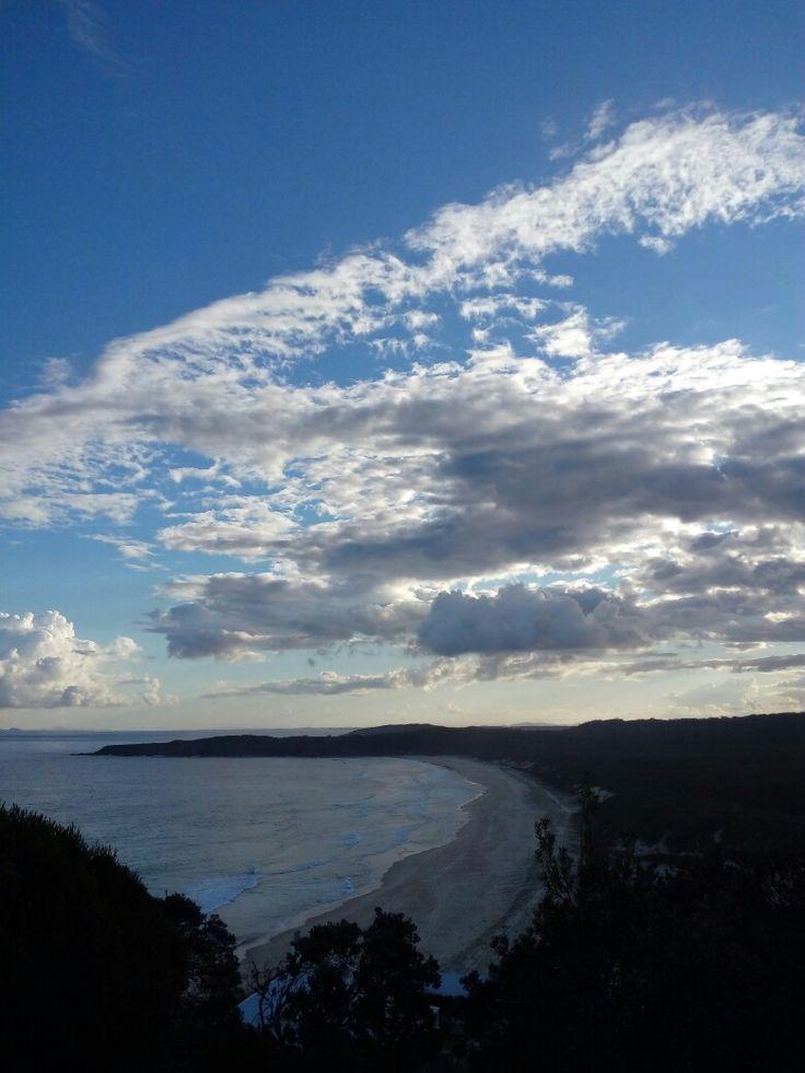 Seal rocks-Sydney