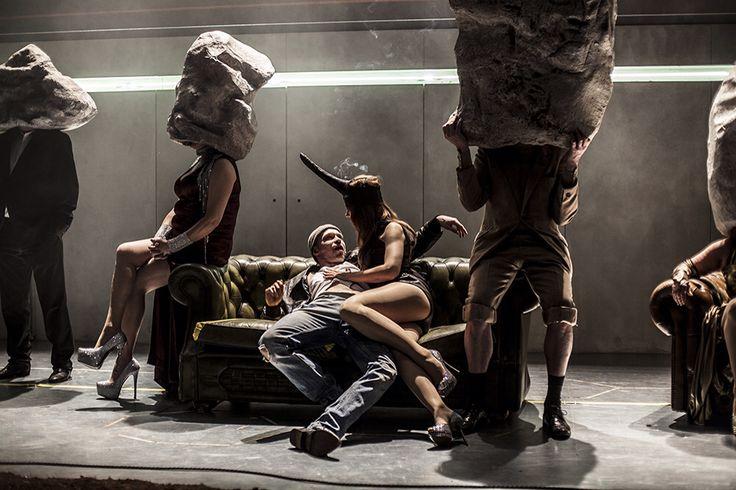 LŚNIĘ - Teatr Nowy Łódź